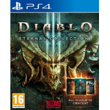 Diablo 3 Eternal Collection Ps4 Digital Gcp