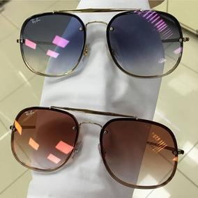 475f4080d7256 Ray Ban 3647 Preto - Óculos no Mercado Livre Brasil