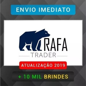 Curso Camp Trading Starter Rafa Trader 2019 +10000 Brindes