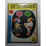 Los Supermachos , Rius . No. 1, 1964.
