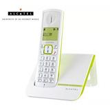 Teléfono Inalámbrico Alcatel Mod. Versatis F200
