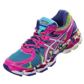 Tenis Asics Gel-nimbus 16 Running Dama Talla 27mx