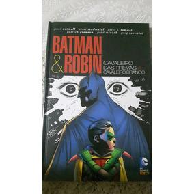 Batman & Robin-cavaleiro Das Trevasvs.cavaleiro Branco Promo