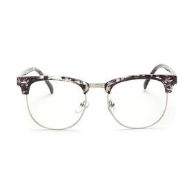 Armação Clubmaster - Óculos no Mercado Livre Brasil e215c8e90a