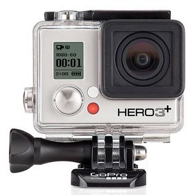 Go Pro Hero3+ Silver 10mp Vitrine+ Cartão 32g Pronta Entrega