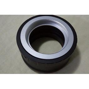 Adaptador Lente M42 - Camera Sony Nex E-mount