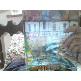Revista Mundo Estranho Abril 2002 Ref 252