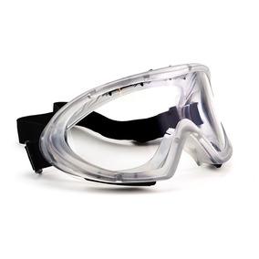 ae87c62ce6e7e Kit Óculos De Segurança Ampla Visão Spider Incolor C  4 Pçs