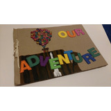 Album Para Fotos Our Adventure Book Amor Aniversario