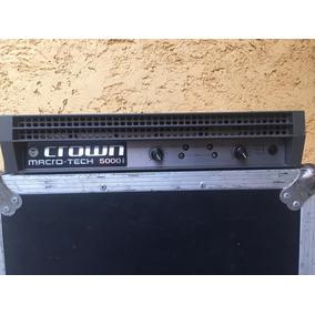 Amplificador Crown Ma5000i Macro-tech
