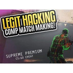 Hack (cheater) Csgo 100% Anti-vac - Vitalicio!!!
