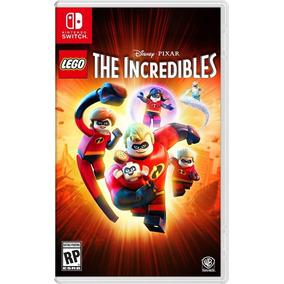 Videojuego Lego:the Incredibles Para Nintendo Switch