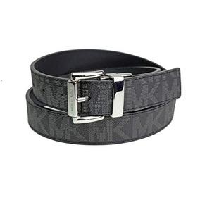Cinturón O Fajo Michael Kors Reversible Negro L 553756c