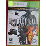 Battlefield Bad Company 2 Para Xbox 360