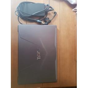 Notebook Avell A72 Geforce I7 8750 Gtx 1070h 2tb + 500g Ssd