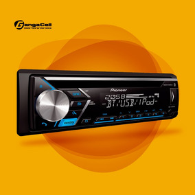 Radio Pioneer Deh-s4050bt Bluetooth Aux Usb Mp3 1 Din 2018