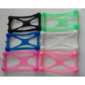 Capa Bumper Borracha Anti-queda Protetora Celular Kit 20