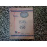 Manual Cessna Instalaciones Electricas 1963 1966