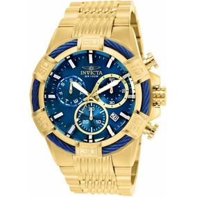 Relógio Invicta Bolt 25866 Masculino Exclusivo No Mercado Li