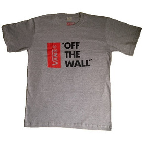 Camiseta Vans Off The Wall Feminina - Camisetas e Blusas no Mercado ... 39f7bb0069c
