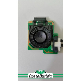 Botão Power E Sensor Tv Samsung Un32jh4205g