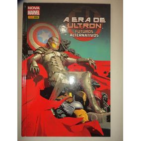 Nova Marvel A Era De Ultron Futuros Alternativos Excelente