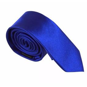 00b0d5c2c29 Gravata Azul Royal Lisa Para Comissario