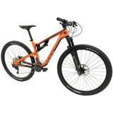 Bike Oggi Cattura Full Suspension Shimano Xt 22 Velocidades