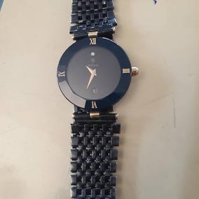 77b11db5e0e Relogio Exclusivo Hstern Coleção Safira - Relógios no Mercado Livre ...