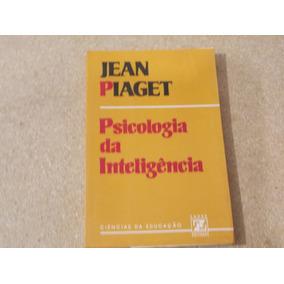 4c1c0778500 Livro Psicologia Da Inteligência Jean Piaget - Livros no Mercado ...