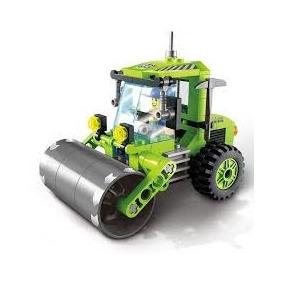 Trator 100% Compativel Com Lego Frete Gratis L