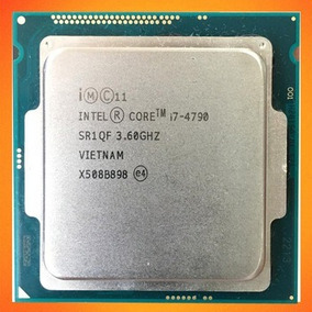 Procesador Intel Core I7 4790 3.60ghz Socket 1150