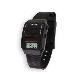 97fef934959 Relógio Talking Fala As Horas Para Deficientes Visuais - Relógios De ...
