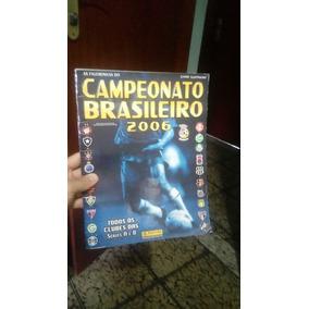 Álbum De Figurinhas Brasileirao 2006