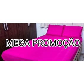 07686356ad Lencol Solteiro Liso Elastico - Roupa de Cama no Mercado Livre Brasil