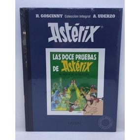 Asterix Salvat N° 37 Las Doce Pruebas Deasterix 00859190037®