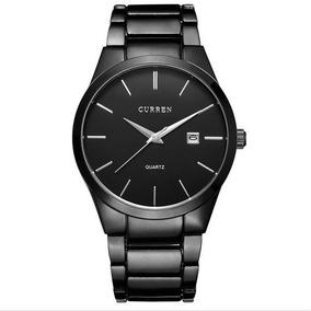 Reloj Curren 8106 De Acero Inoxidable Para Hombre