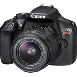 Camara Profesional Canon T6 Con Wifi