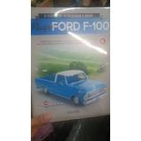 Fascículos 1 A 16 Pick Up Ford F100 Salvat Esc. 1:8 Azul