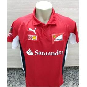 Camisa Ferrari F1