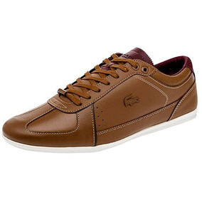 24d096d48db Zapatos De Gamuza Para Hombre Casuales Lacoste - Zapatos de Hombre ...