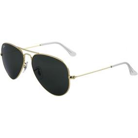 Rayban Rb 3025 L0205 Aviador Gold Original!!! - Óculos no Mercado ... 98119e7e9c