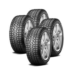 Jogo De 4 Pneus Aro 15 Pirelli Scorpion Atr 205/70r15 96t