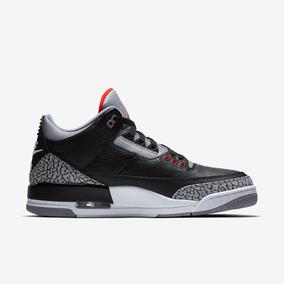 41d5b6593cd Zapatillas Jordan Retro 3 E Hombres - Zapatillas Hombres Nike en ...