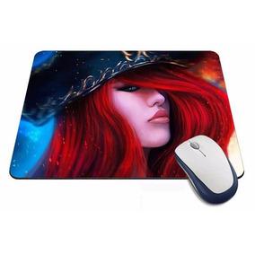 Mouse Pad Miss Fortunes Lol League Of Leguends Frete Grátis