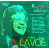 Pistas Para Cantar Como Hector Lavoe Cd Original