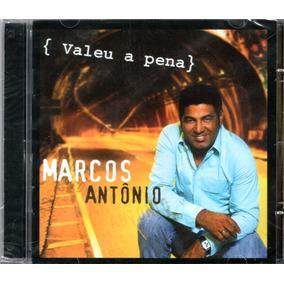 Cd Marcos Antônio - Valeu A Pena