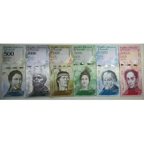 Lote 7 Cédulas Venezuelanas Fe