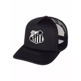 Bone Santos Fc - Bonés para Masculino no Mercado Livre Brasil ad9ed401b4e