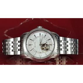 1440be3ef91 Relógio Soki Esqueleto Automático Lançamento Bulova - Relógios De ...
